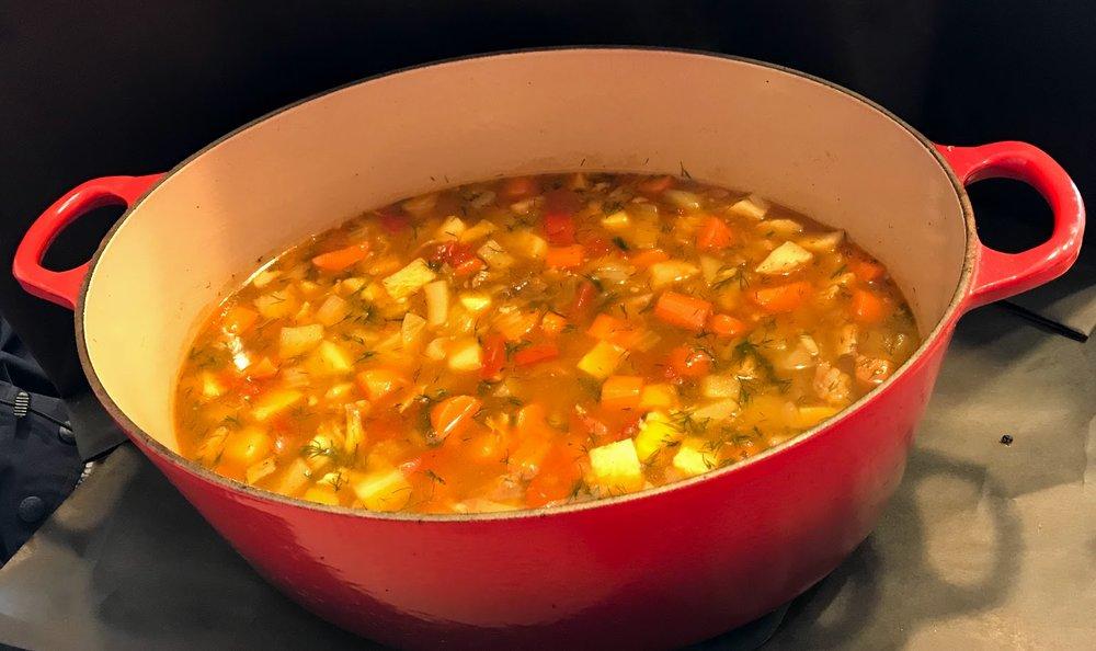 Remoulage soup whole pot.jpg