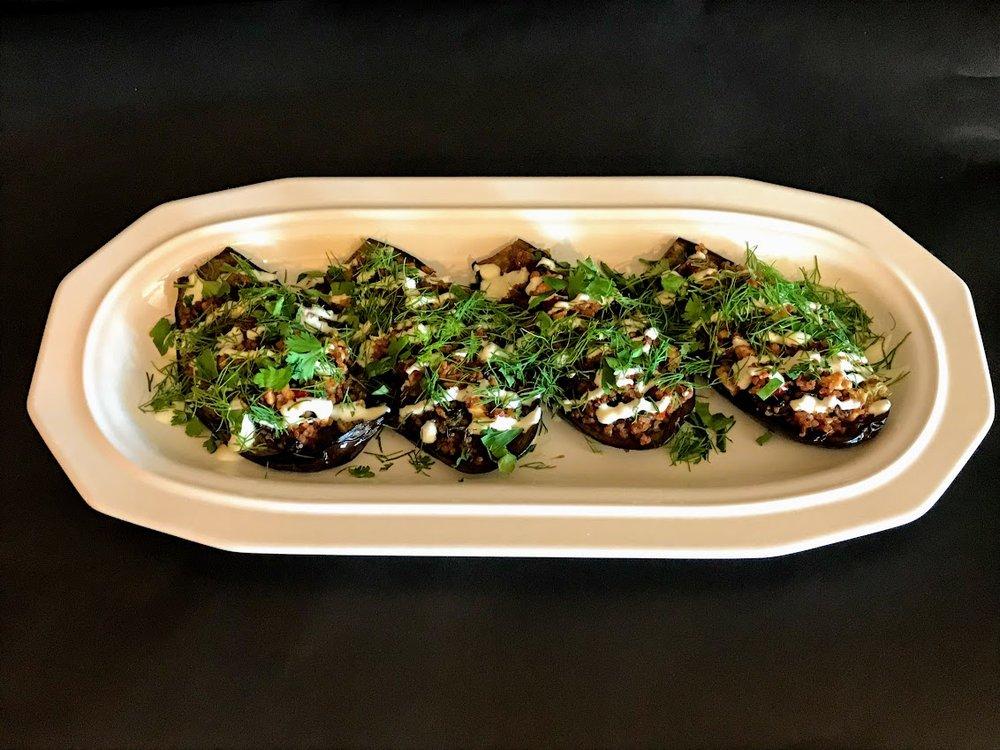 eggplant stuffed platter.jpg
