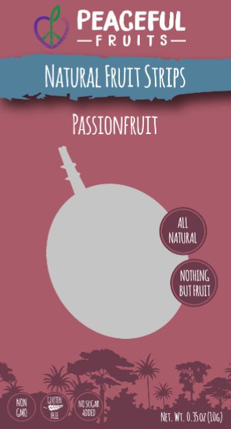 Ingredients: Passionfruit, Organic Apple, Organic Lemon Juice