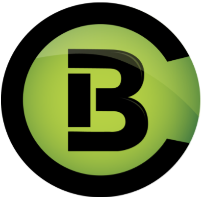 blick center logo peaceful fruits