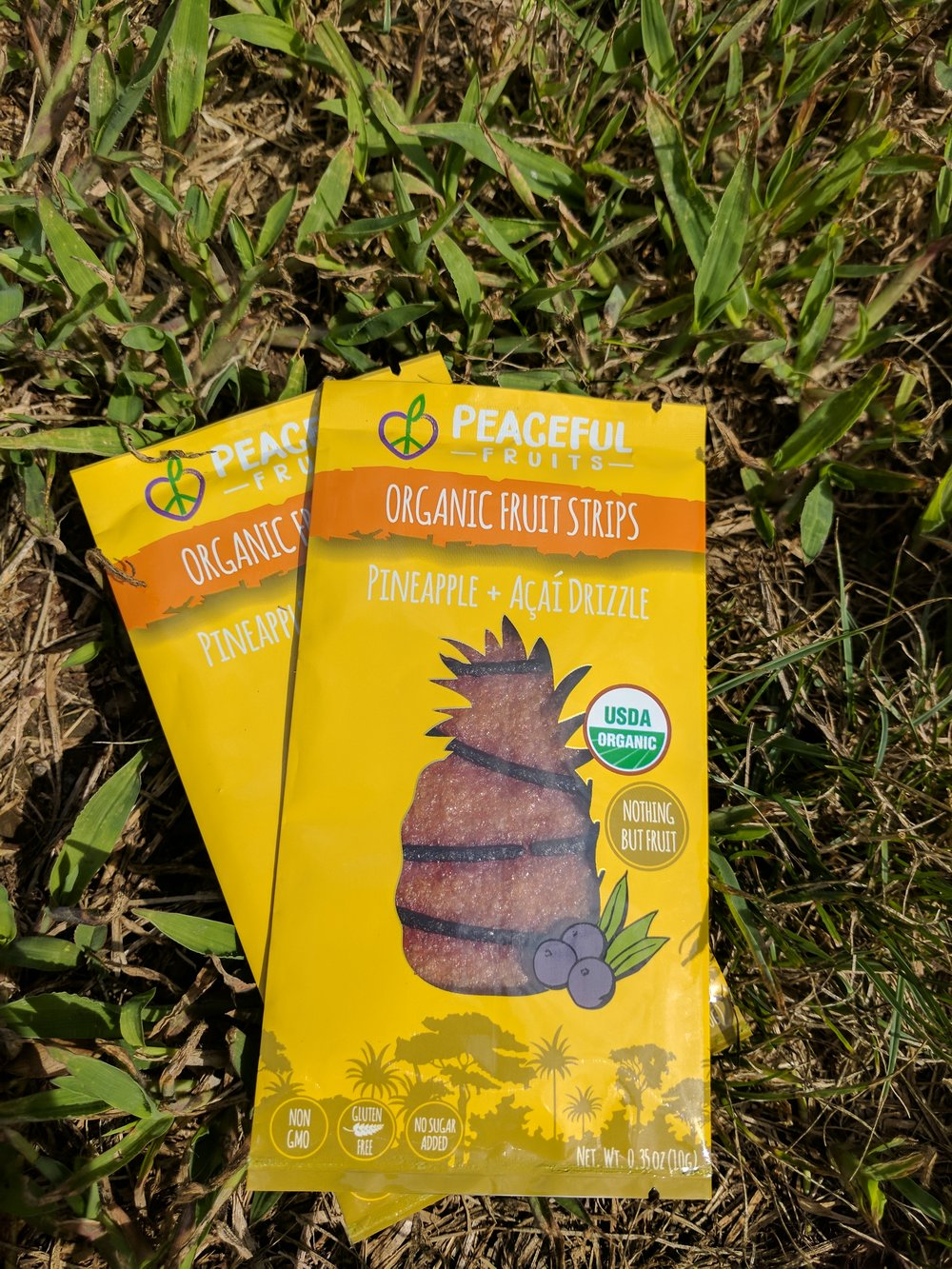 Close your eyes and feel the tropical beach waves wash over your taste buds as you bite into this mother-nature loving snack. Chewy and sweet, this is the unique flavor combo your snack time has been missing.