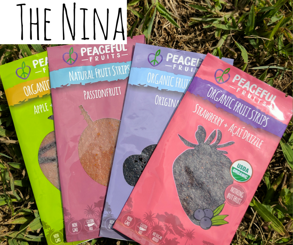 Nina was one of our early backers who helped us launch from pilot and into the national spotlight. The memory of her passion for Peaceful Fruits motivates us every day!