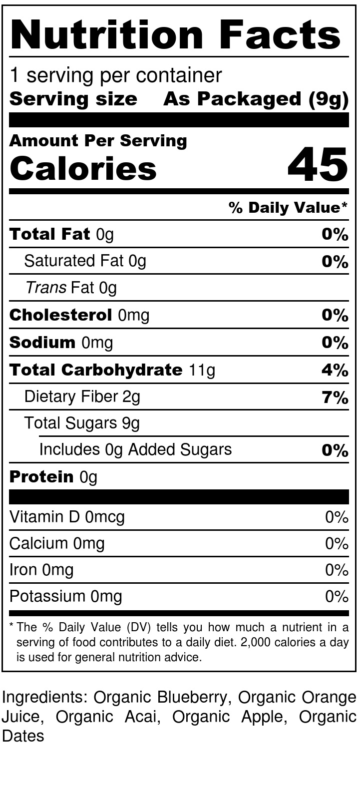 Blueberry + Acai Drizzle - Nutrition Label (1).jpg