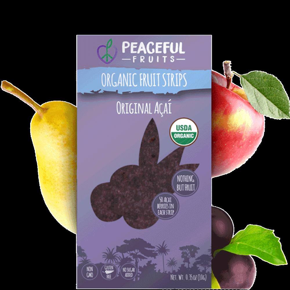 Original Acai Fruit Snacks