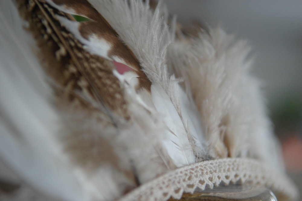Eagle Feather Headdress by Melonmade.co.uk