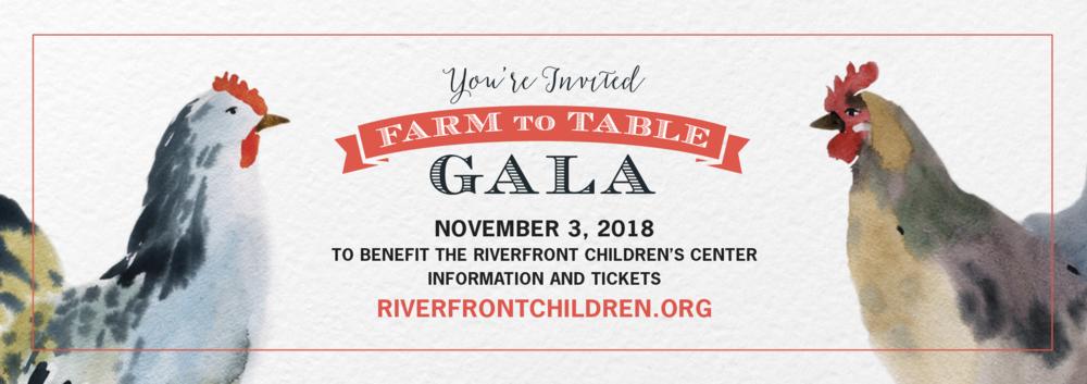 farm to table gala