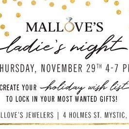 malloves ladies night