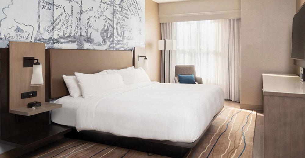 VENDOR SPOTLIGHT - Mystic Marriott Hotel & Spa