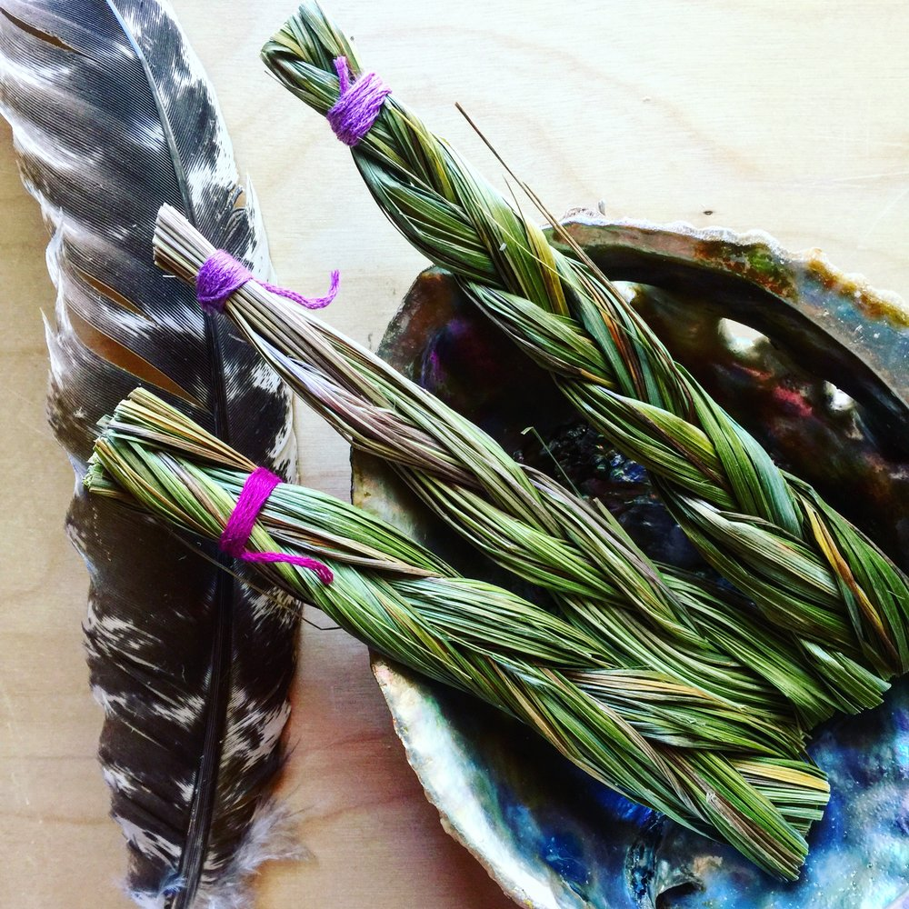 Sweetgrass - Prosperity | Guidance | Protection