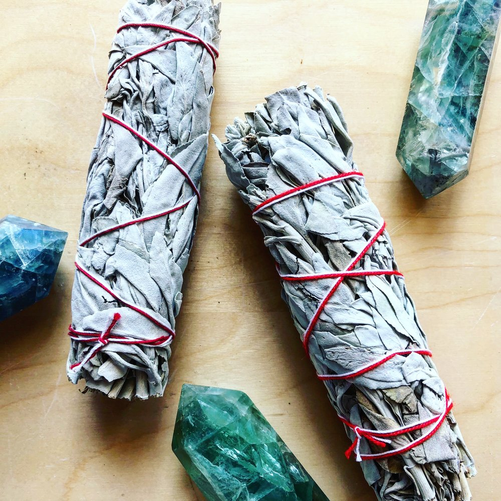 White Sage - Deep Cleanse + Purification