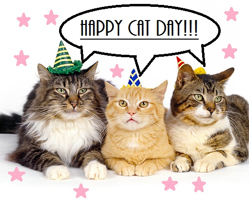 cat20day203 it's national cat day in japan here's how to celebrate that
