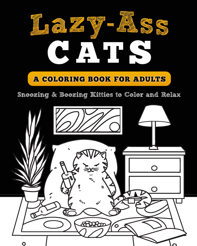 lazy-ass-cats-coloring-book