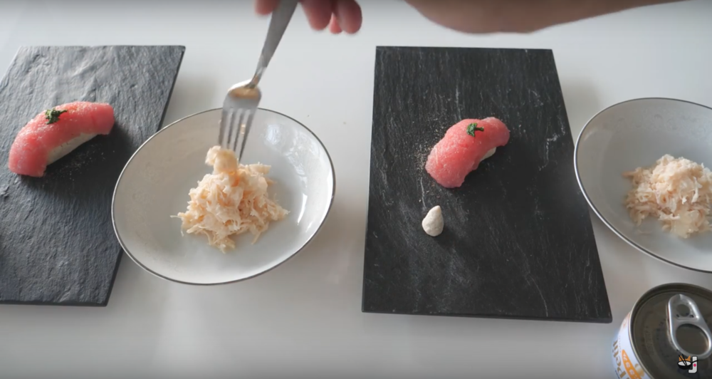 Ummm you guys... this looks really good. / Image: YouTube.com/user/JunsKitchen