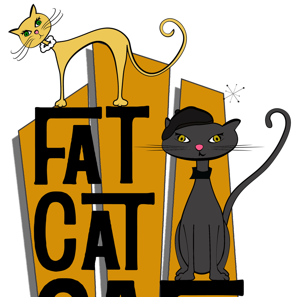 FAT CAT CAFE - 2901 East Park Avenue #2600Tallahassee, FL 32311