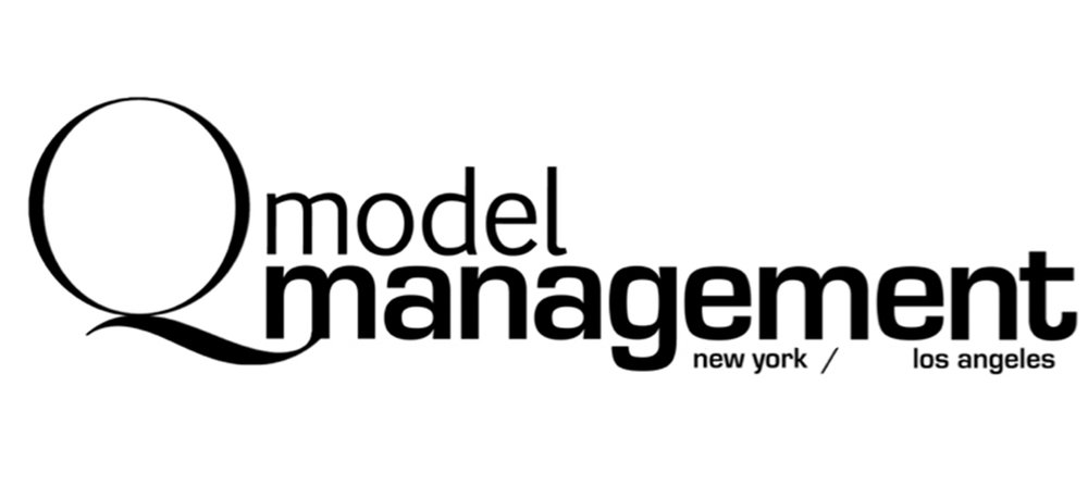 Copy of Q Model Management Logo