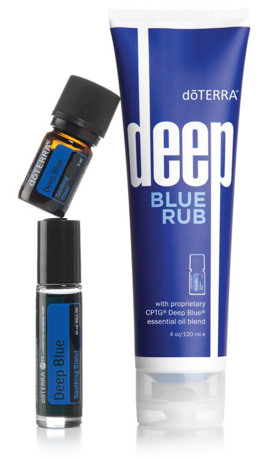Copy of Doterra Deep Blue Rub