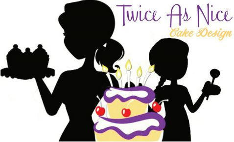 Twice As Nice Cake Design