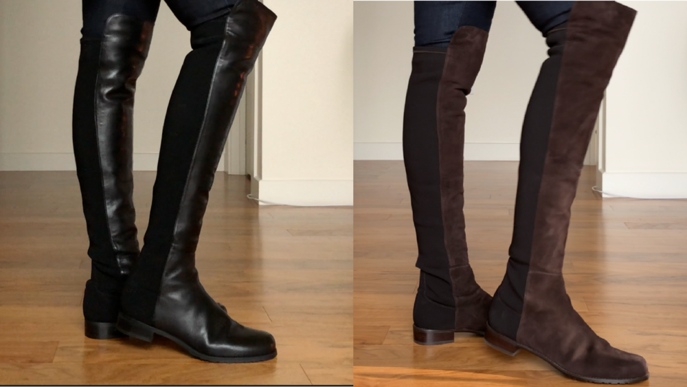 ee824503c88 The Stuart Weitzman 5050 Boots are one of my new favorite boots! Not only  are