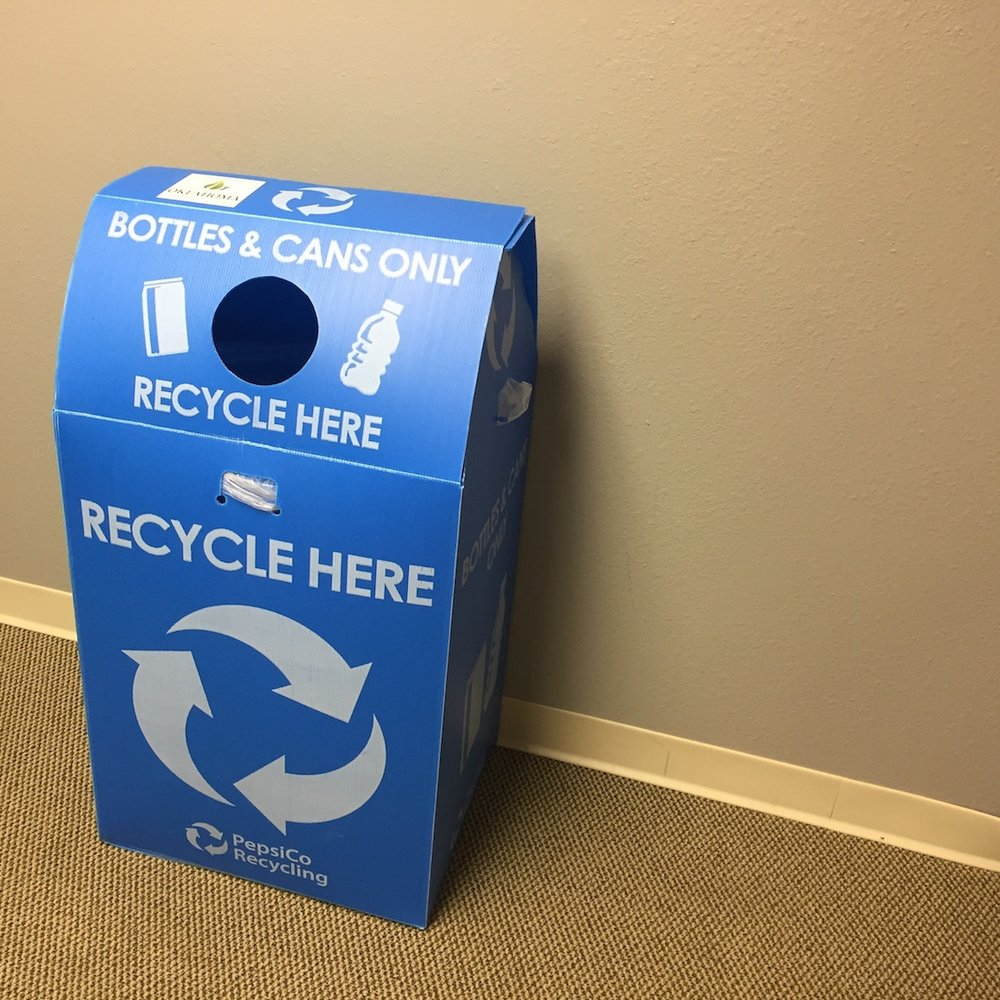 Monthly Recycling Update - Current Participants: Give us an update!