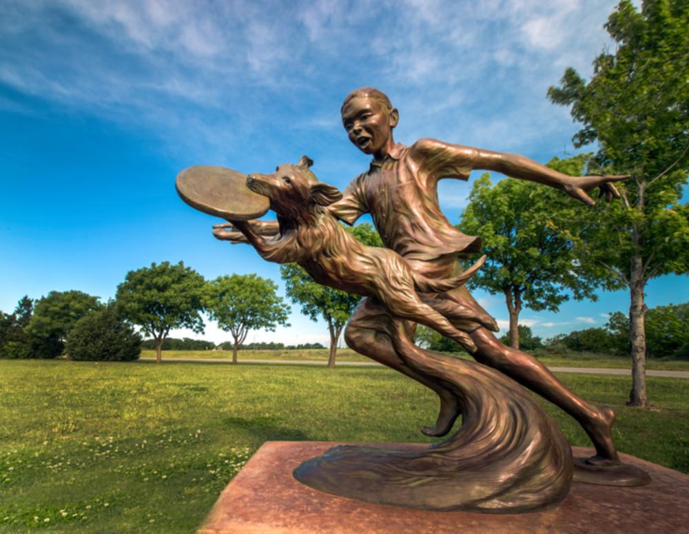 Public art in Edmond, Oklahoma