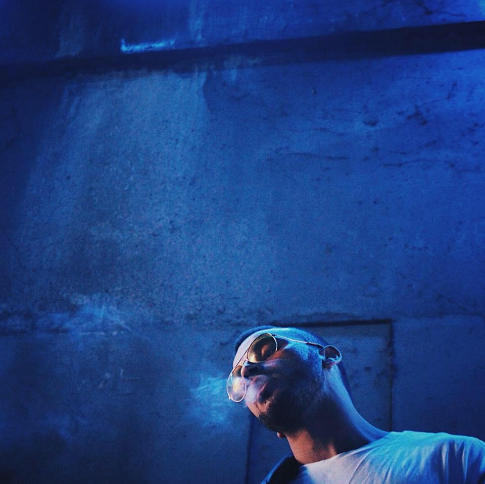 USKY   USKY matérialise l'effondrement des barrières musicales et prouve que les frontières existantes entre les différents genres musicaux n'existent plus dans le rap version 2018.