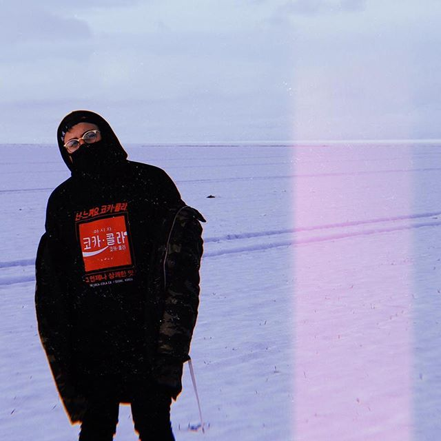 Le silence semble aspirer l'air, Tellement froid on s'croit en hiver ❄️