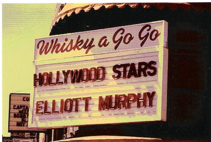 Whiskey a Go Go marquee