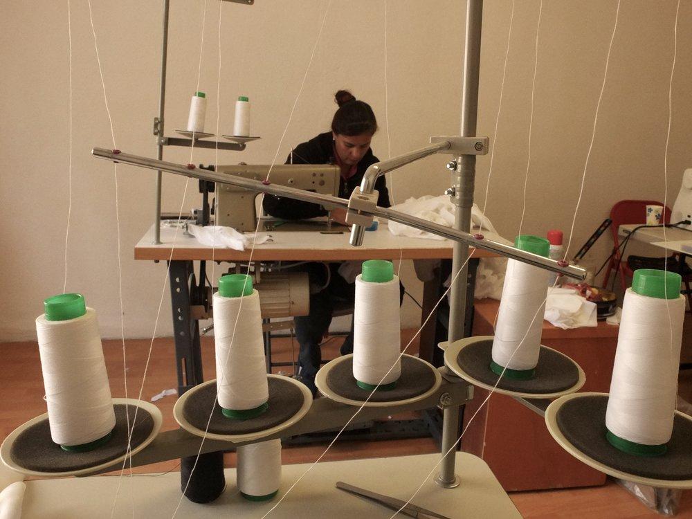 Image: NI EN MORE'S 1st workshop in Cd. Juárez / Photo Credit: Laura Bustillos