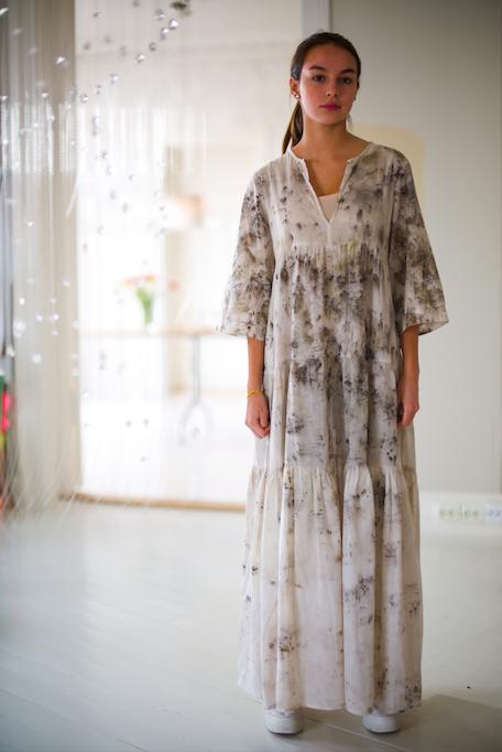 COTTON DRESS — NO. 2 OF 60 — SIZE S