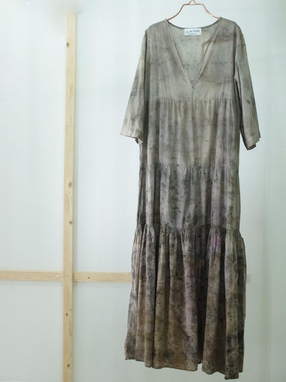 COTTON DRESS — NO. 9 OF 60 — SIZE L