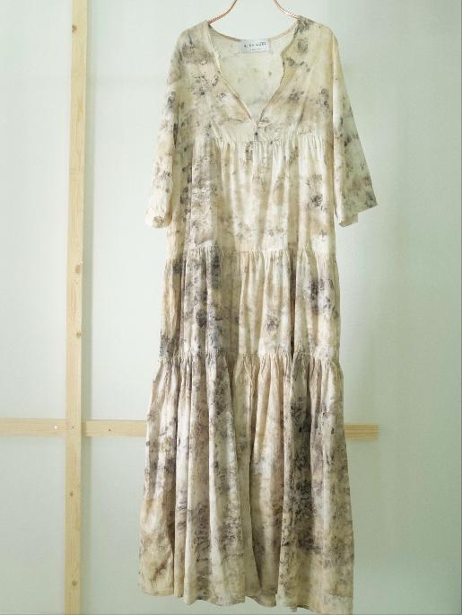 COTTON DRESS — NO. 18 OF 60 — SIZE S