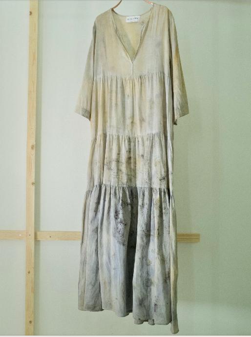 COTTON DRESS — NO. 14 OF 60 — SIZE M