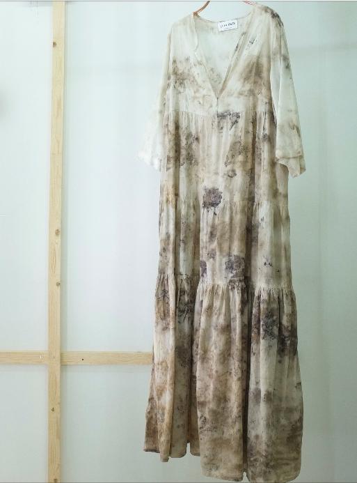 COTTON DRESS ·No. 20 OF 60· SIZE LARGE