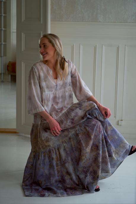 COTTON DRESS — NO. 21 OF 60 — SIZE M