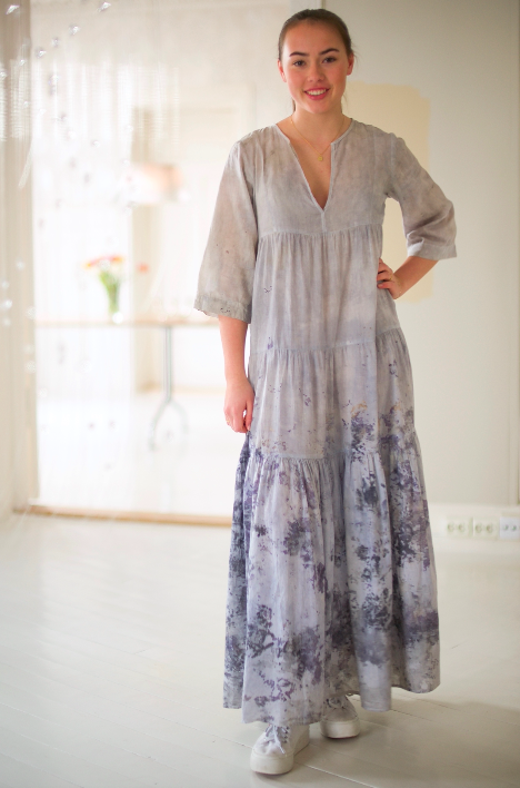 ** NEW ARRIVAL ** — COTTON DRESS — NO  . 6 of 60 —  SIZE S