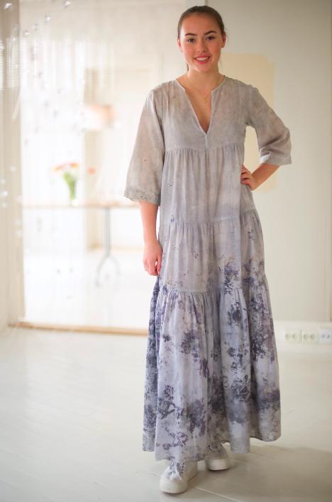 COTTON DRESS · No  . 6 of 60 ·  SIZE SMALL