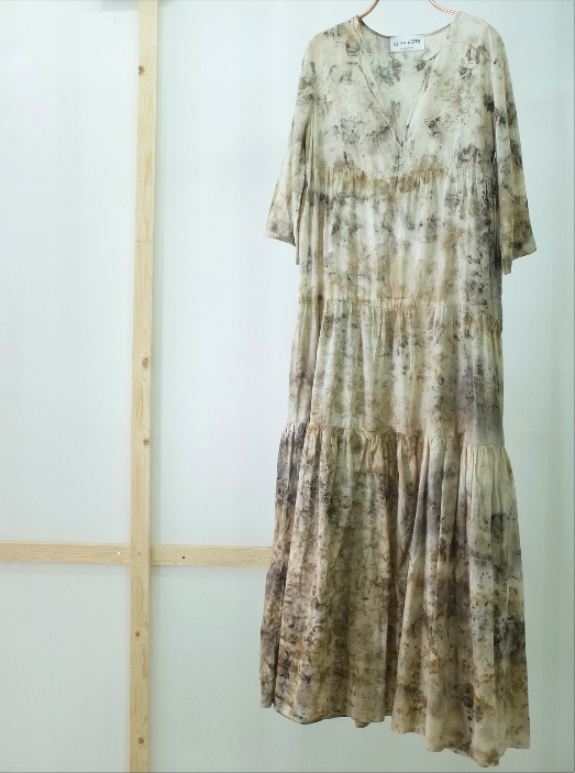 ** NEW ARRIVAL ** — COTTON DRESS — NO  . 12 of 60 —  SIZE S