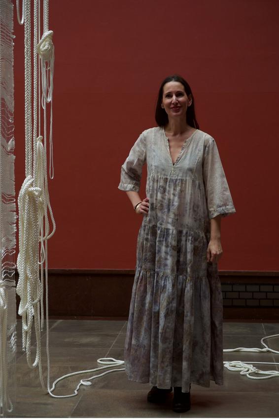 COTTON DRESS · No. 15 OF 60 · SIZE SMALL
