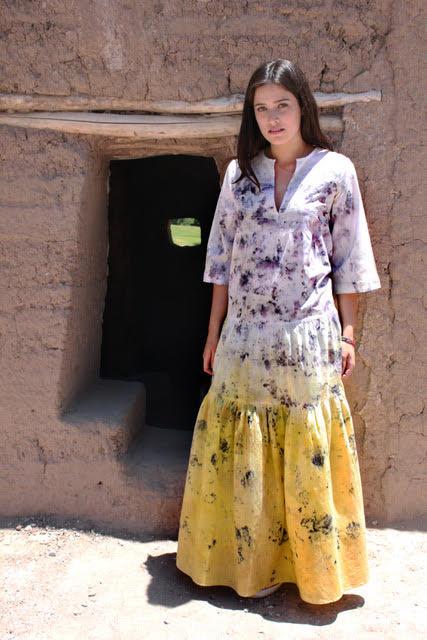 COTTON DRESS · No  . 31 OF 60 ·  SIZE MEDIUM