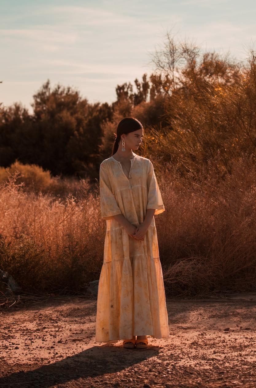 11 NI EN MORE dress, yellow tones 1.png