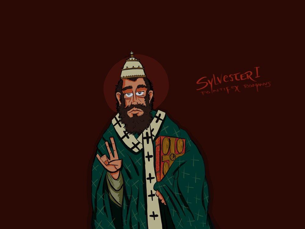 Pope St. Sylvester I