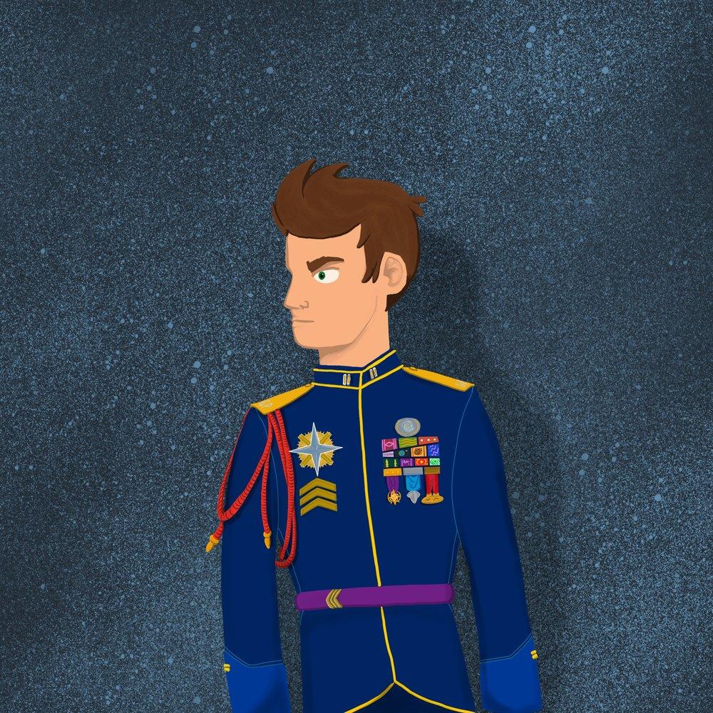 """Captain Chase """"Bomber"""" McCann"""