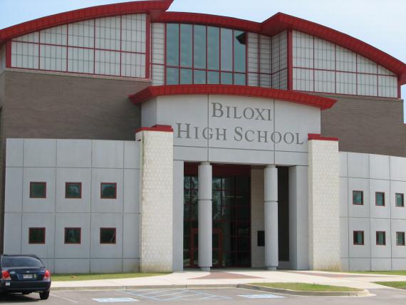 Biloxi High School - Biloxi, MS | Kalwall