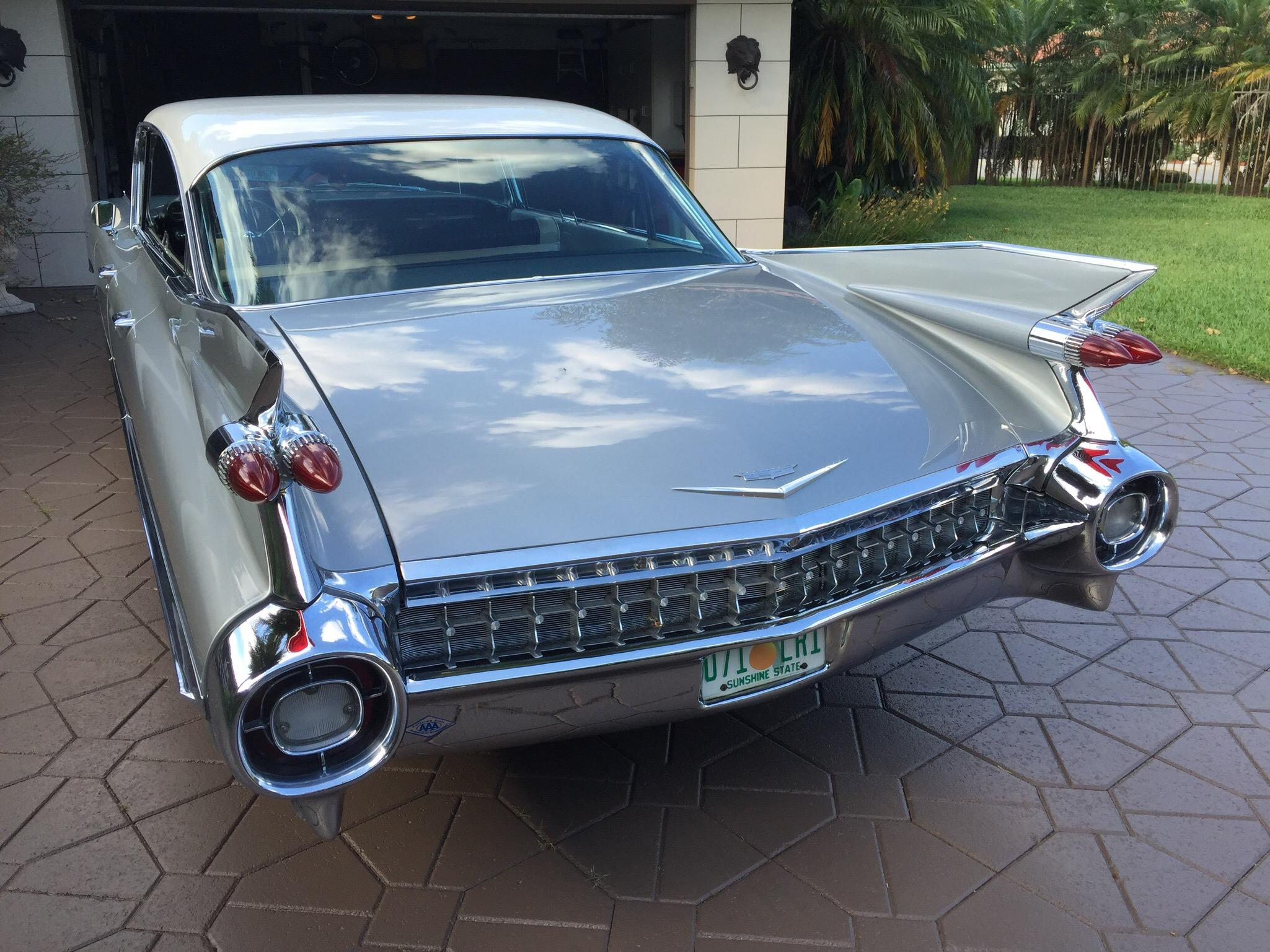 1959 Cadillac Sedan Deville Series 62 Classic Romance Cars 1951