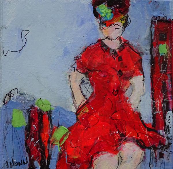 Bleu by Jonlee Nunn
