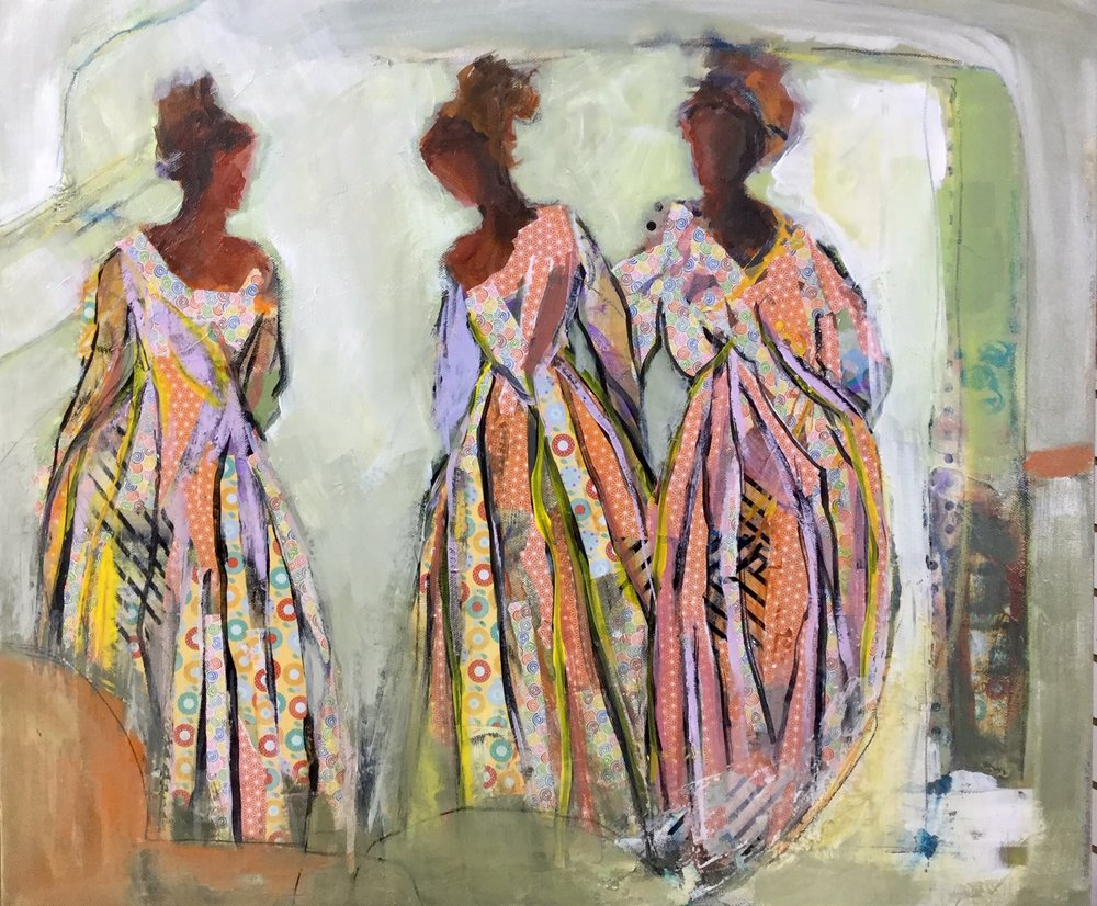 Brides Maids by Cheryl Waale