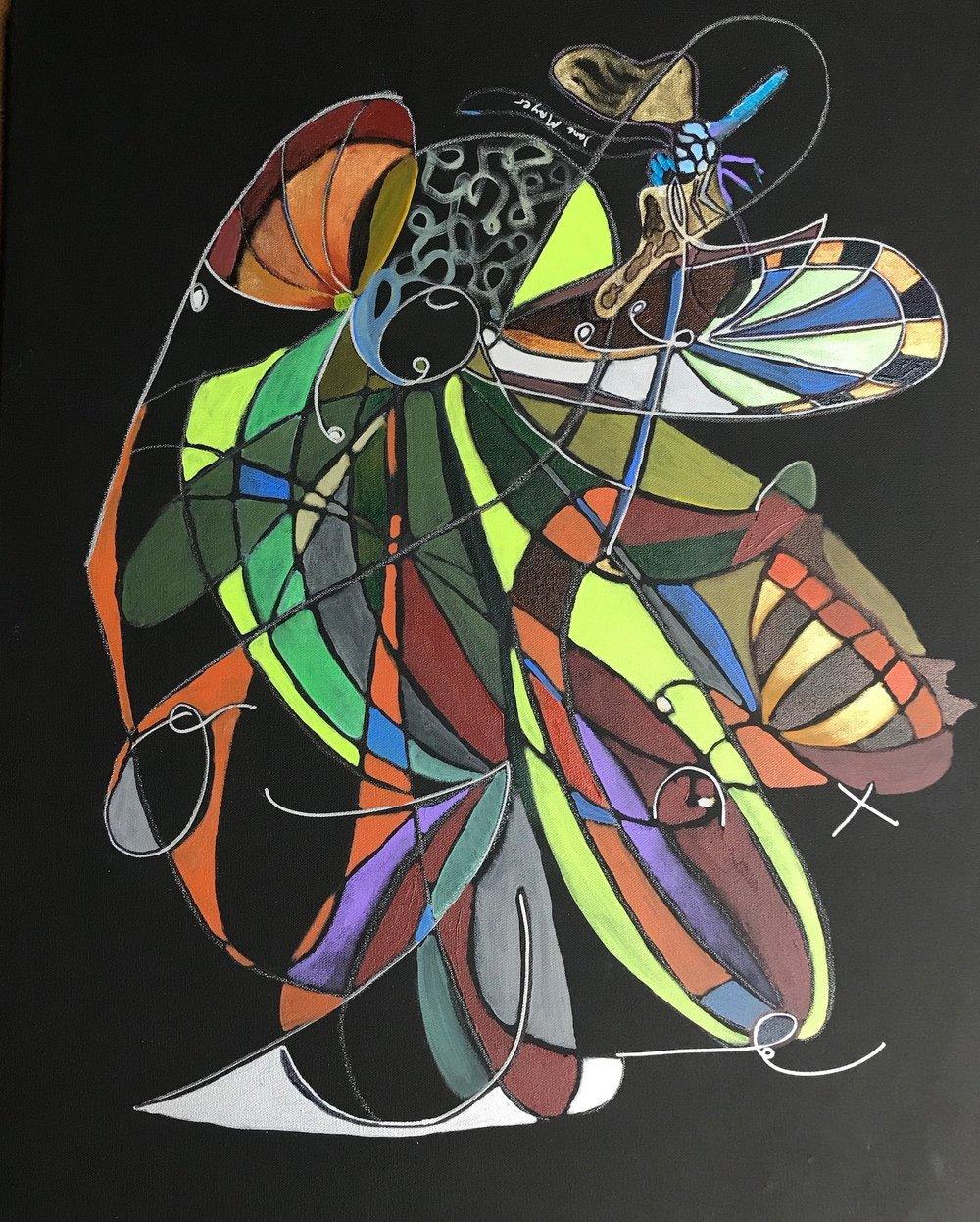 Flutter by Jane Mayer
