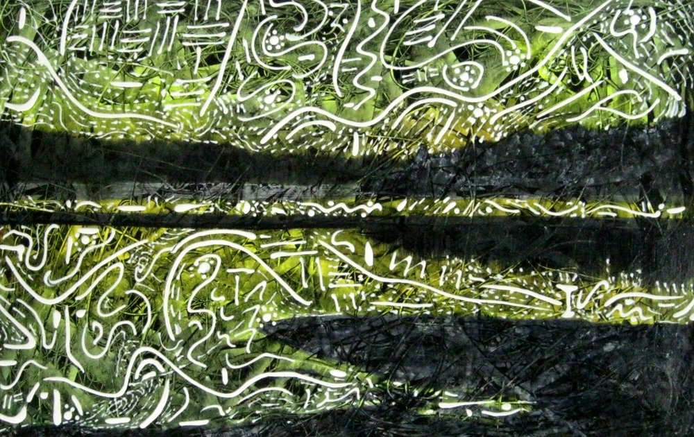 Indigenous 17 by Vincent Keele