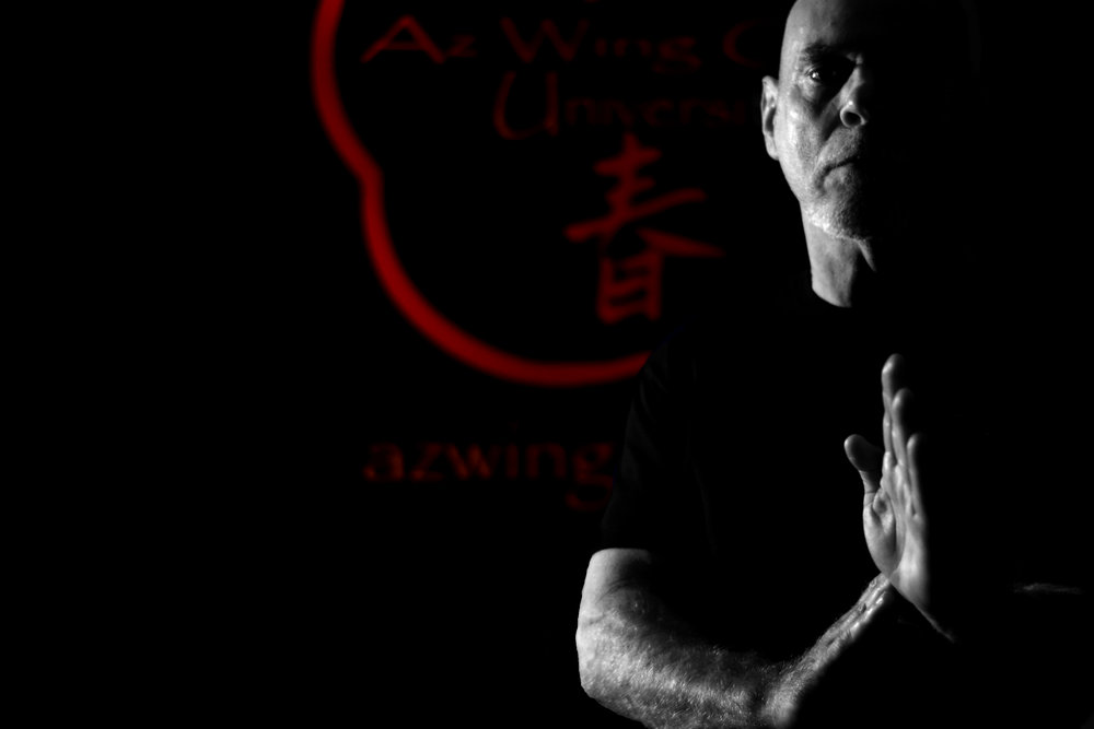 38 years OF Wing Chun Experience - at your fingertips