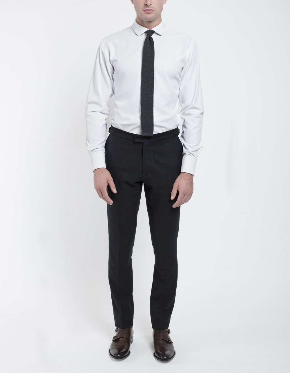 Lynch & Mason - Fellow Craft Double - Cuff Shirt.jpg